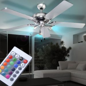 deckenventilator beleuchtung umbauen auf led. Black Bedroom Furniture Sets. Home Design Ideas